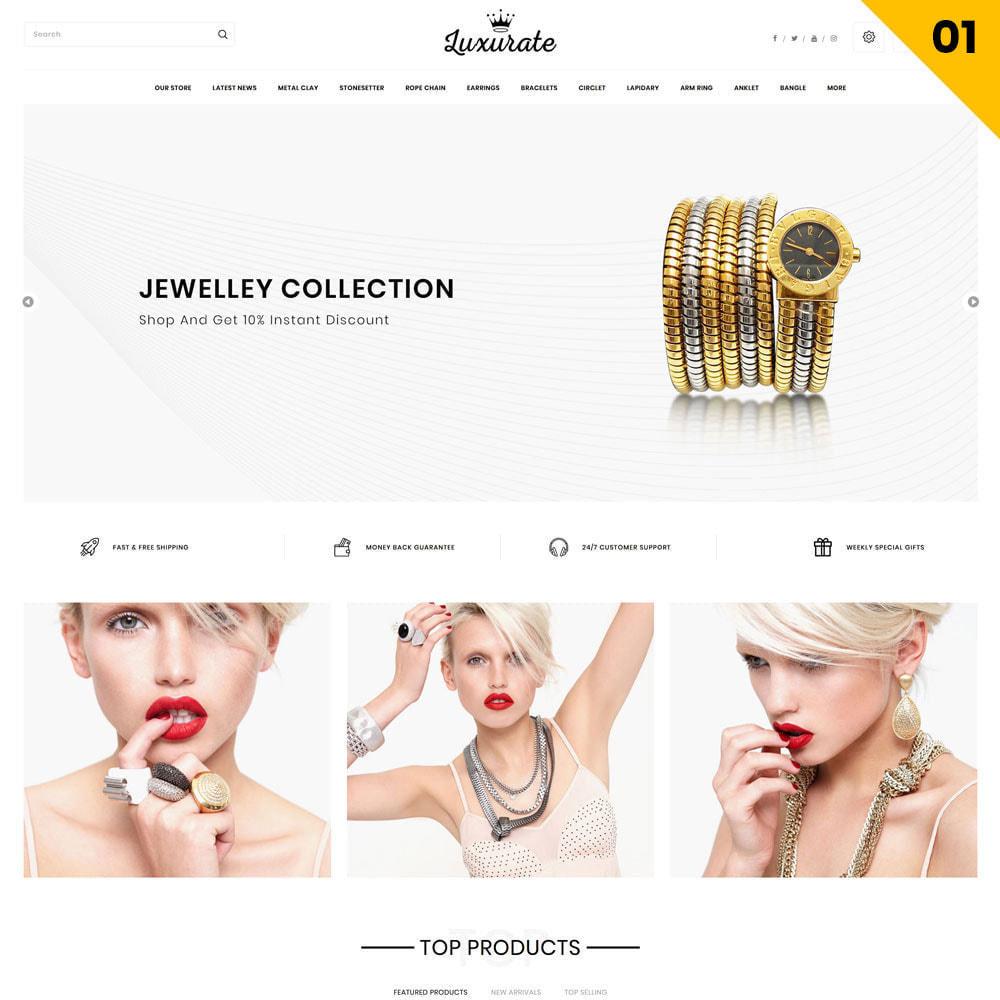 theme - Joyas y Accesorios - Luxurate - La tienda de joyas - 4