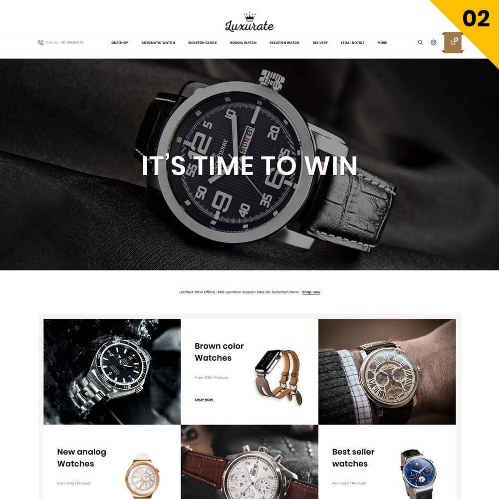 theme - Joyas y Accesorios - Luxurate - La tienda de joyas - 5