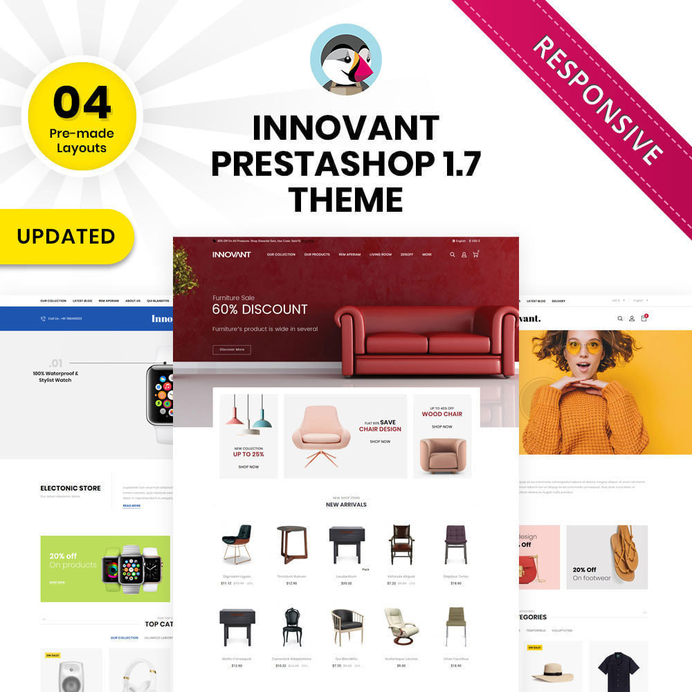 theme - Casa & Jardins - Innovant - The Furniture Store - 1