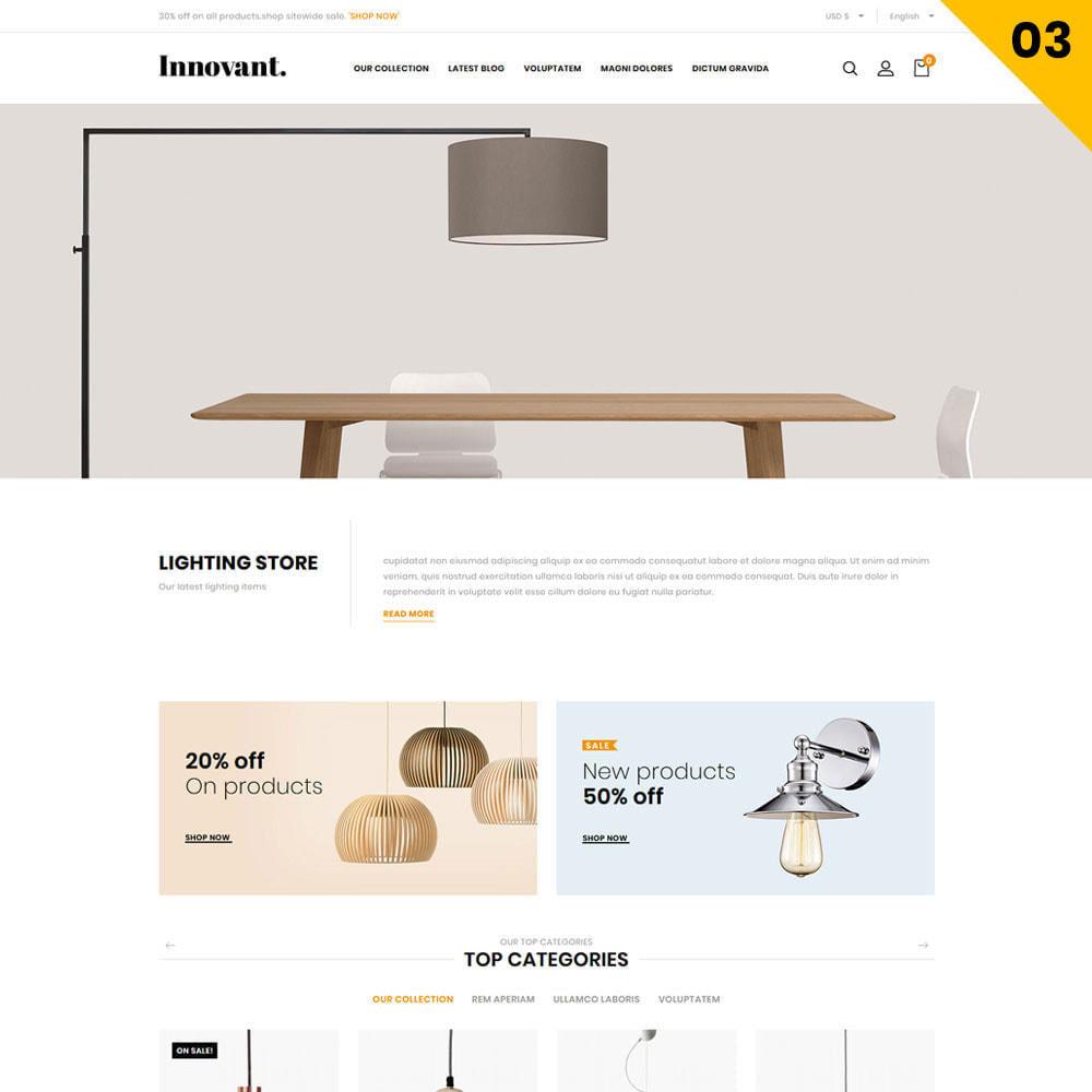 theme - Hogar y Jardín - Innovant - La tienda de muebles - 5
