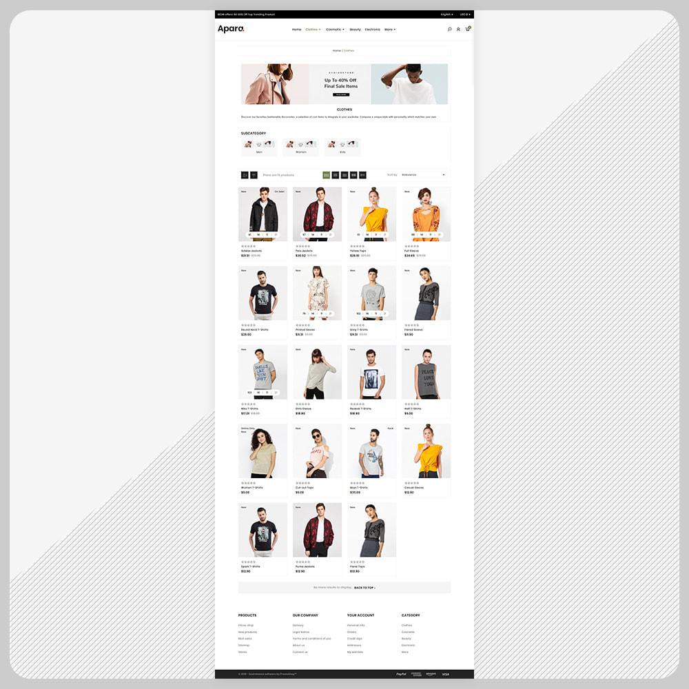 theme - Fashion & Shoes - Apara  Fashion Mega  Mall - 3