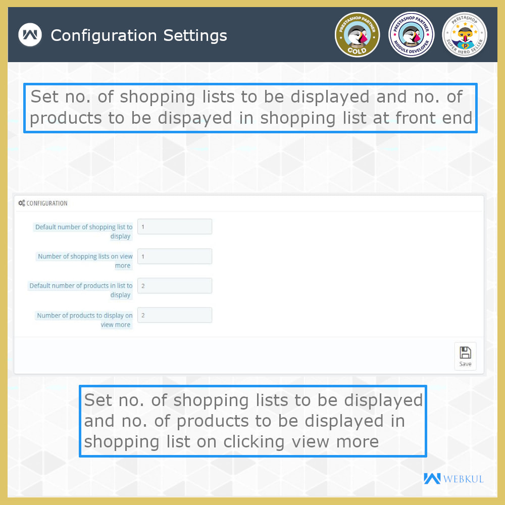 module - Registration & Ordering Process - Shopping List | Multi Wish list - 3