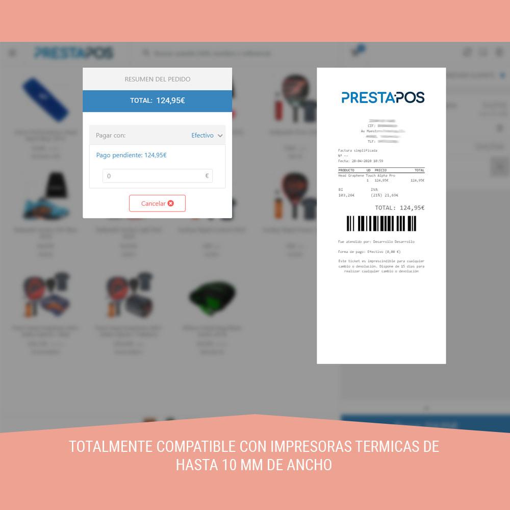 module - Pago en Tienda física (TPV físico) - Prestapos TPV : POS Punto de venta para tiendas - 5