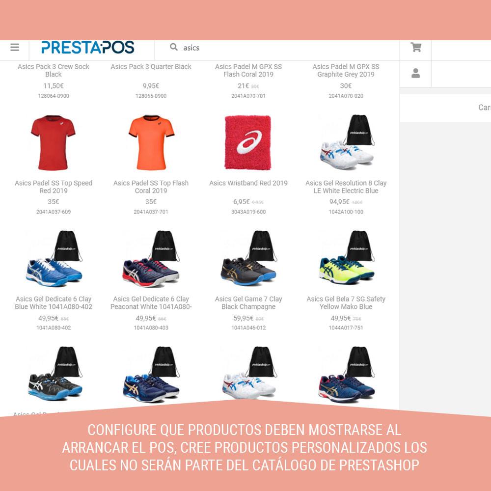 module - Pago en Tienda física (TPV físico) - Prestapos TPV : POS Punto de venta para tiendas - 9