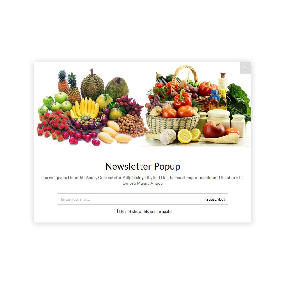 theme - Alimentation & Restauration - Super Market Store - 5