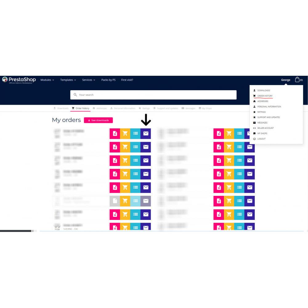 module - Buchhaltung & Rechnung - PDF E-Mail Kopie der Rechnung - 6