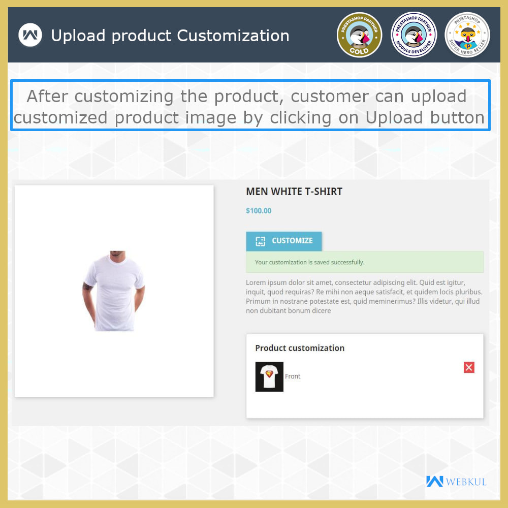 module - Bundels & Personalisierung - Web To Print -  Product Customize - 8