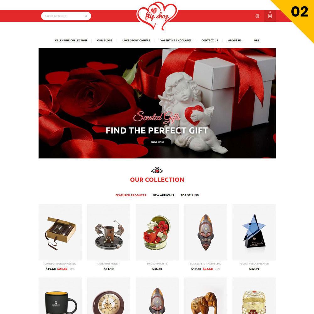 theme - Cadeaus, Bloemen & Gelegenheden - Flipshop - The Gift Store - 4