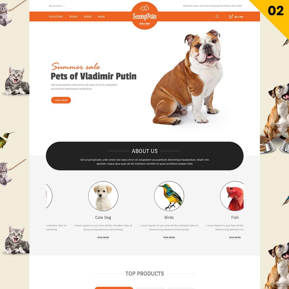 theme - Animaux - lazzypets - La boutique des animaux - 5