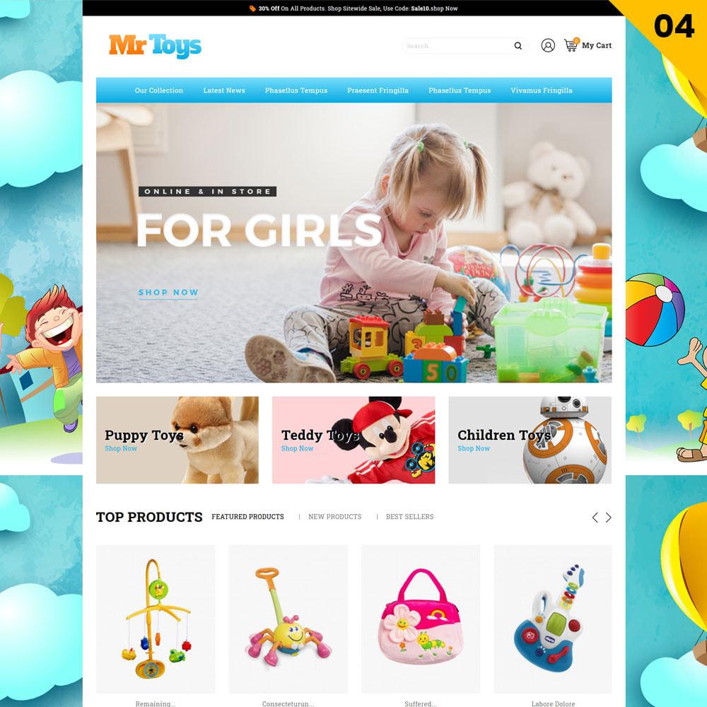 theme - Bambini & Giocattoli - Mr Toys - Il negozio di giocattoli - 7