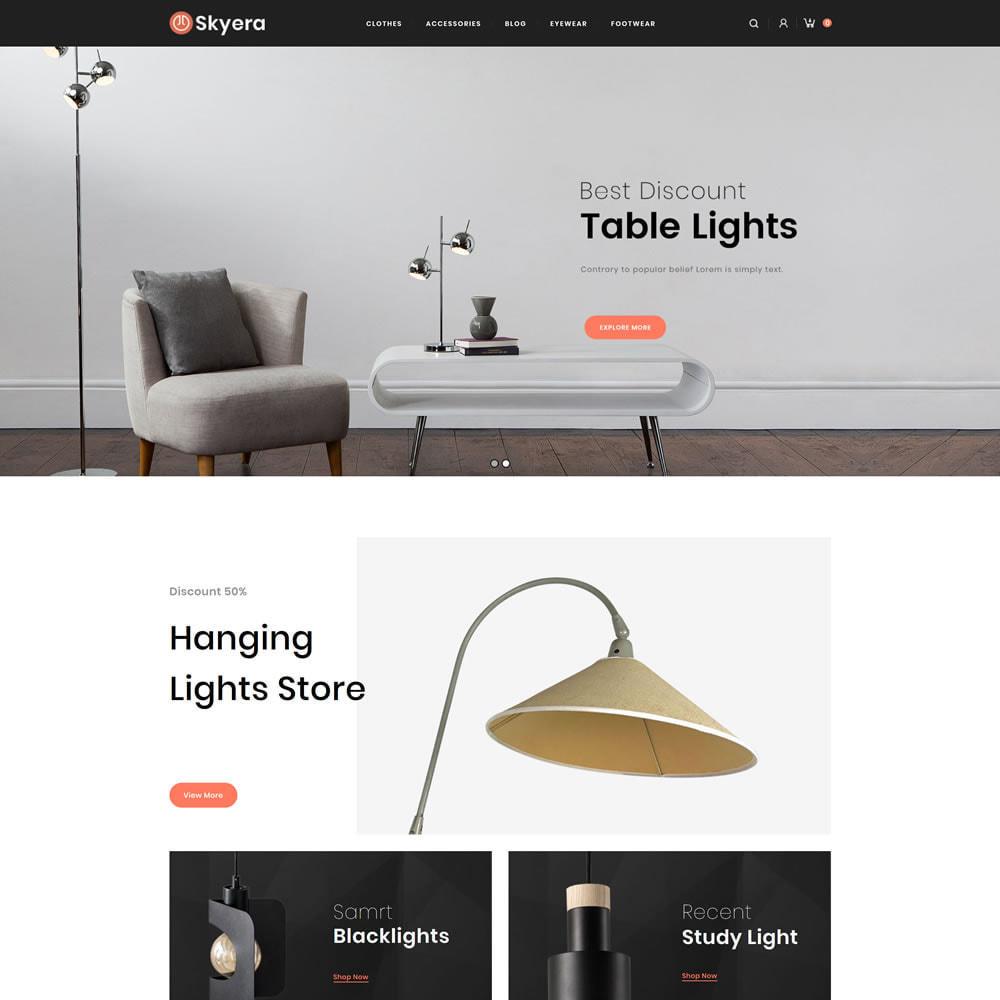 theme - Home & Garden - Skyera - Lighting Store - 1