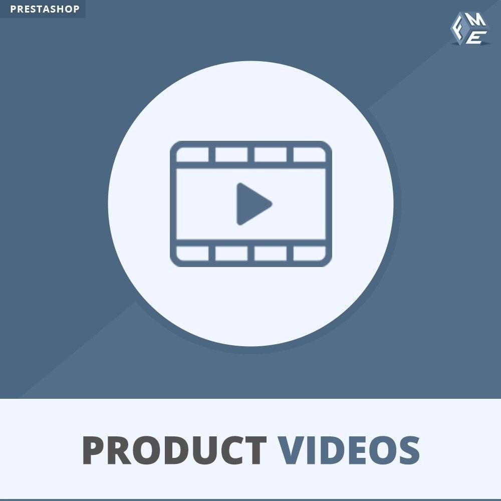 module - Видеоролики и Музыка - Product Videos - Upload or Embed YouTube, Vimeo - 1
