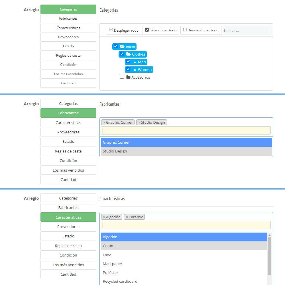 module - Etiquetas y Logos - Pegatinas y etiquetas en los productos - 7