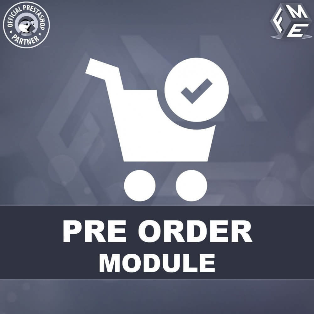 module - Procedury składania zamówień - Pre-Order - Advance Booking | Out of Stock Selling - 1