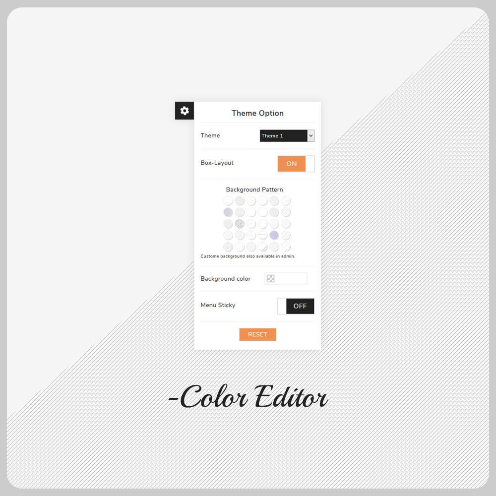 theme - Mode & Schuhe - Cinch Fashion Super Market - 12