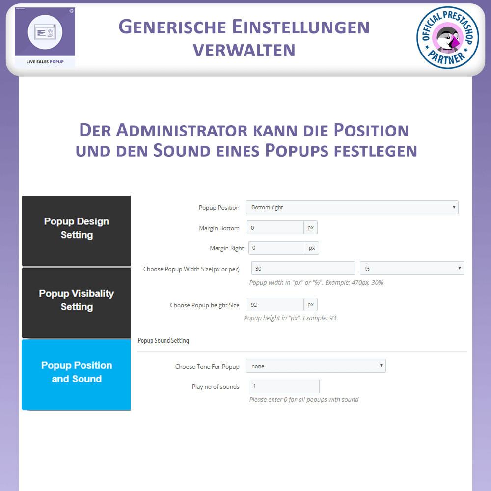 module - Pop-up - Live-Verkauf Pop-up - 9