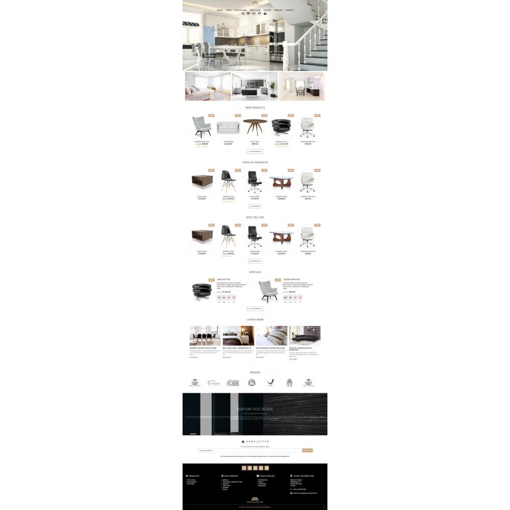 theme - Dom & Ogród - Modern Furniture - 3
