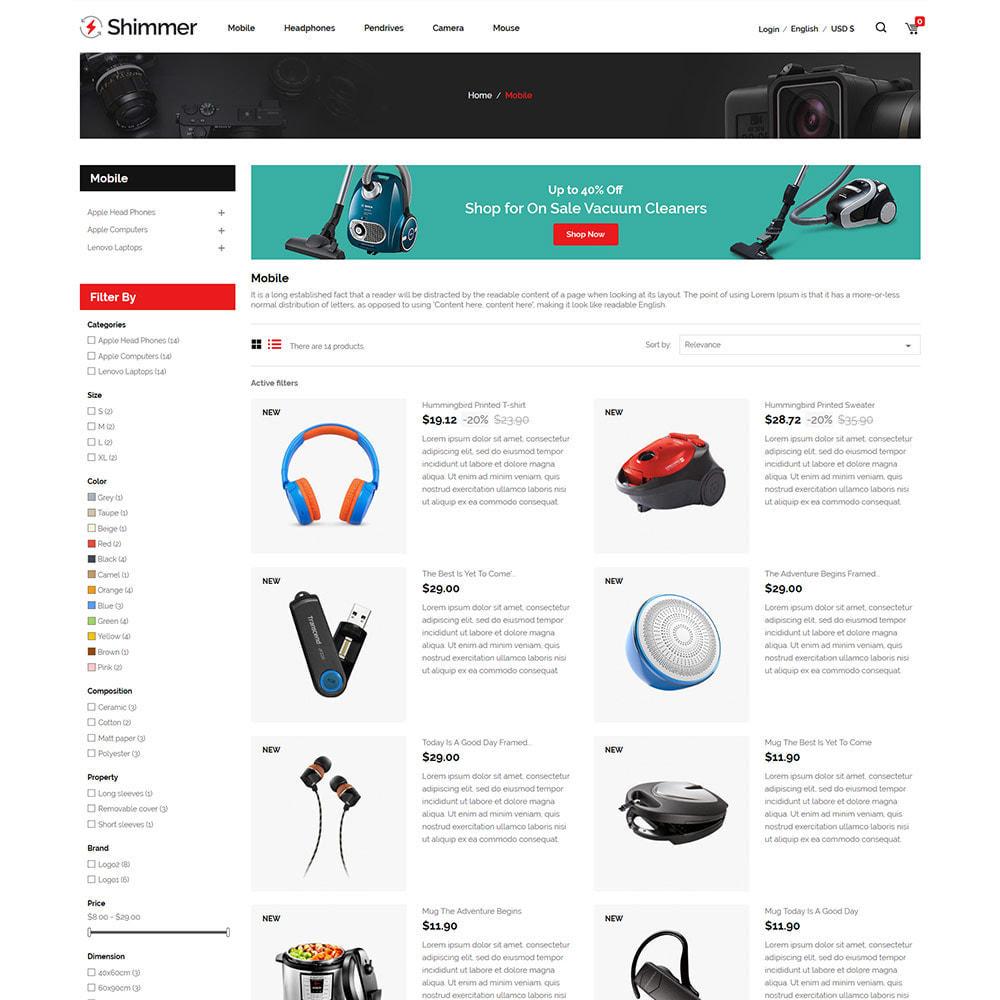 theme - Elettronica & High Tech - Elettronica digitale - Drone Store per computer - 5