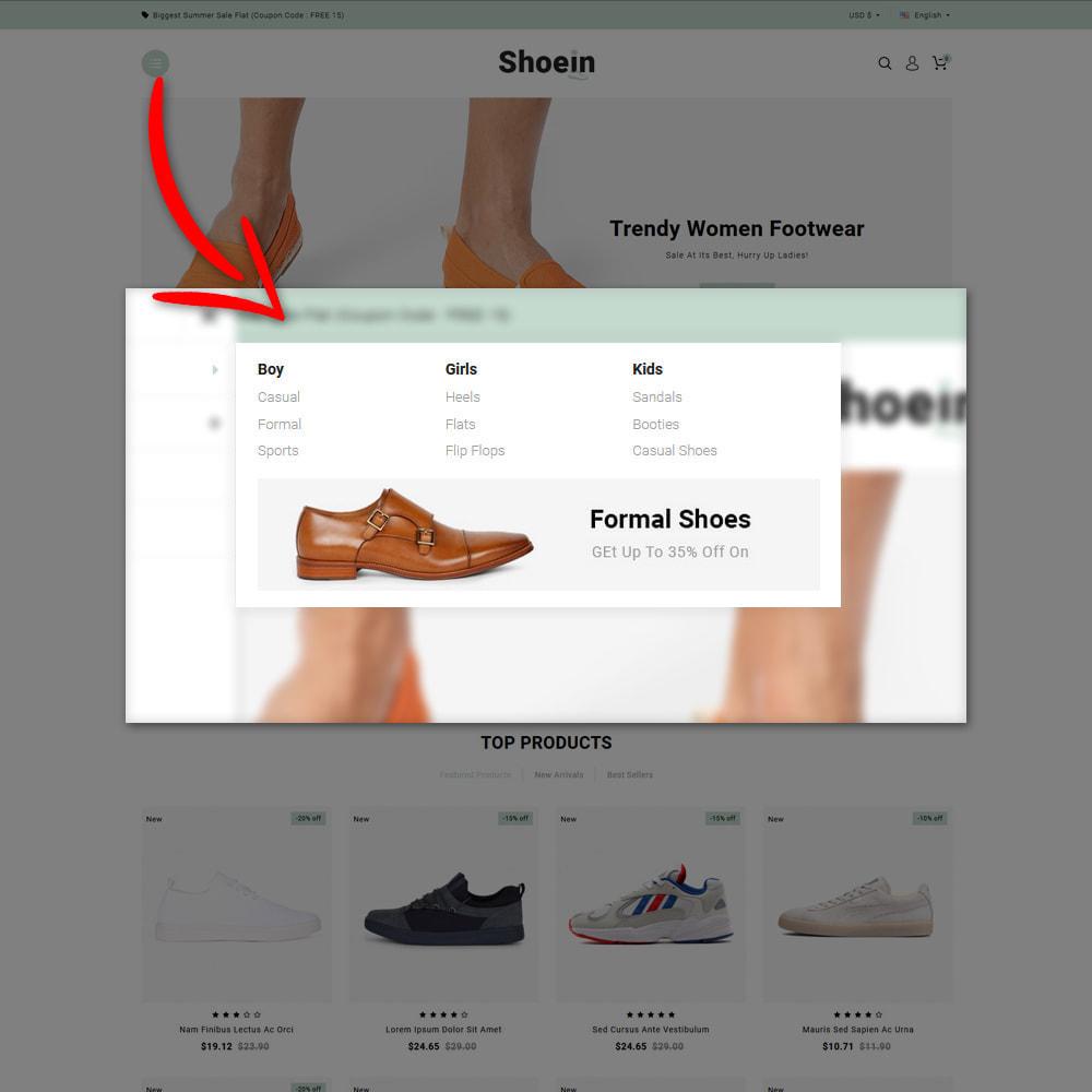 theme - Mode & Schuhe - Shoein - Shoes Store - 6