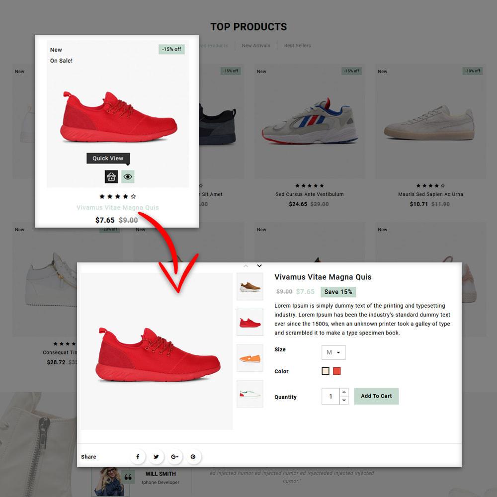 theme - Mode & Schuhe - Shoein - Shoes Store - 7