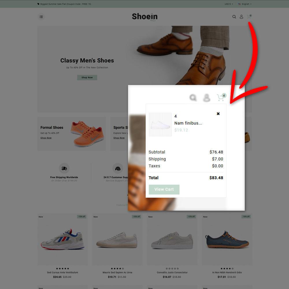 theme - Mode & Schuhe - Shoein - Shoes Store - 8