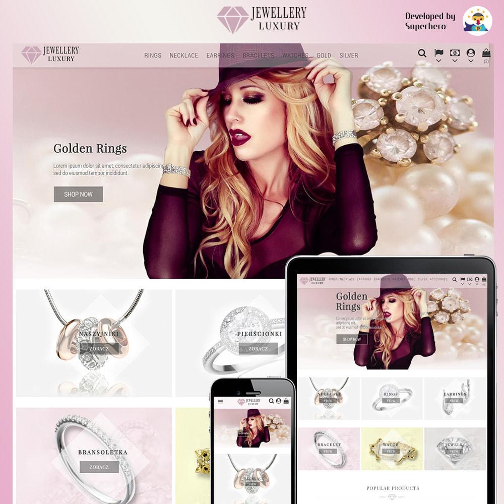 theme - Biżuteria & Akcesoria - Jewellery Luxury - 1