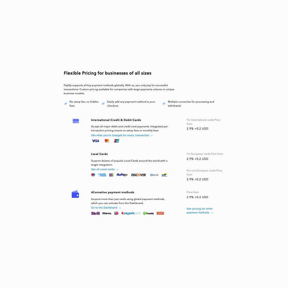 module - Pagamento con Carta di Credito o Wallet - PayOp payment gateway - 5