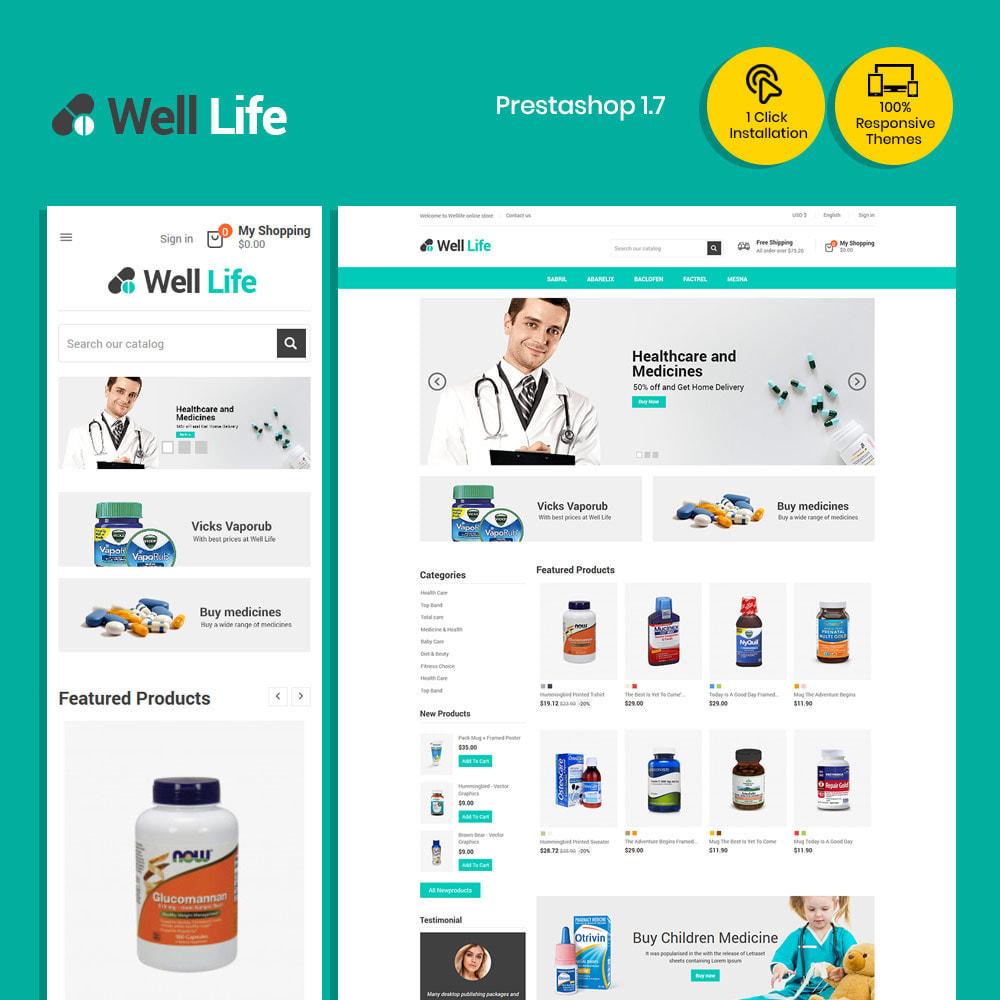 theme - Santé & Beauté - Well Life - Medicine Medical Drug Pharmacy Store - 2