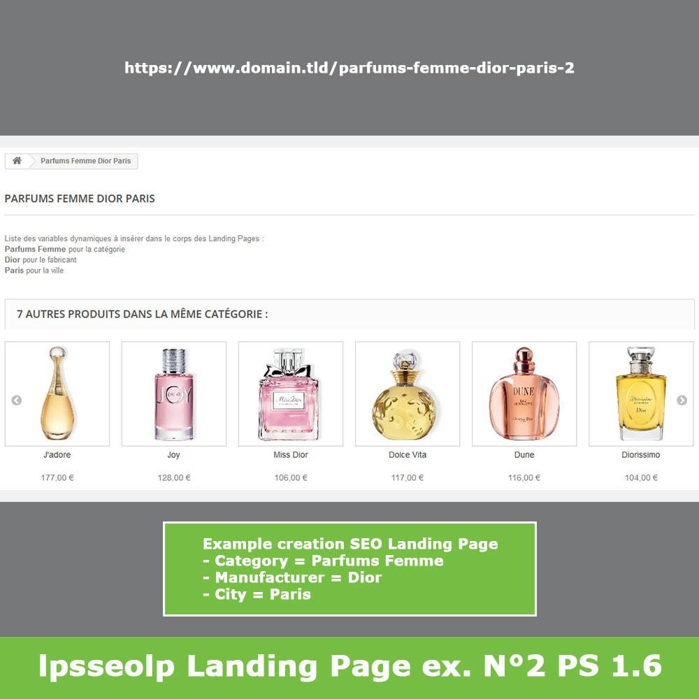 module - SEO - SEO Dynamic Landing Pages - 13