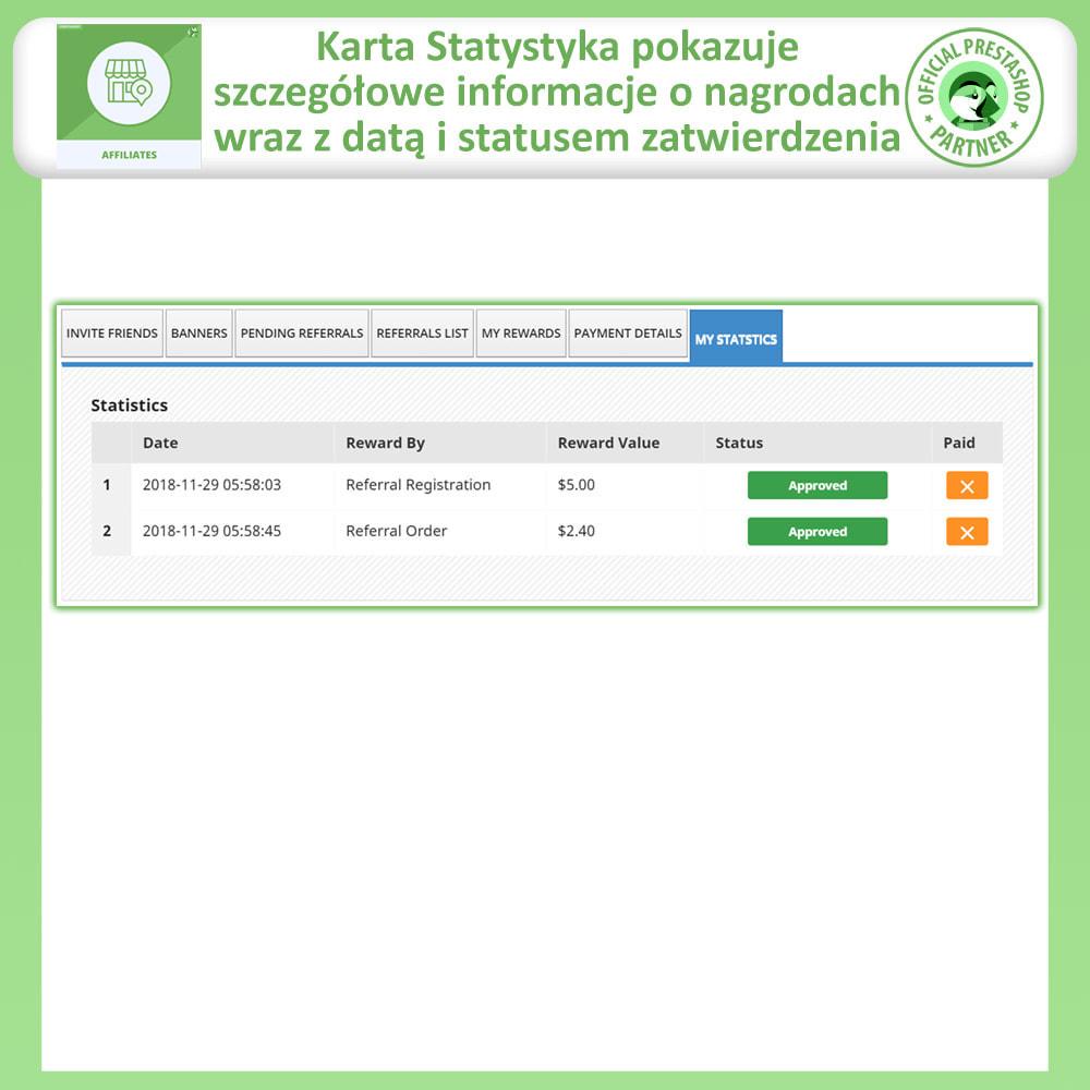 module - Płatne pozycjonowanie & Afiliacja - Affiliate i program poleceń - 10