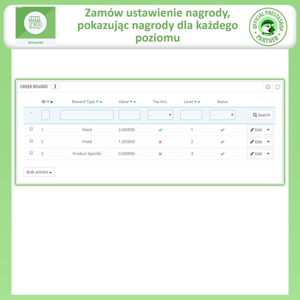 module - Płatne pozycjonowanie & Afiliacja - Affiliate i program poleceń - 18