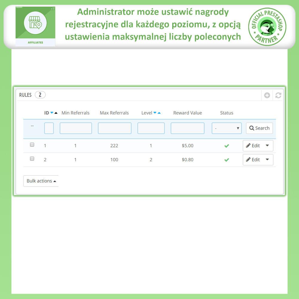 module - Płatne pozycjonowanie & Afiliacja - Program Partnerski i Polecający - 19