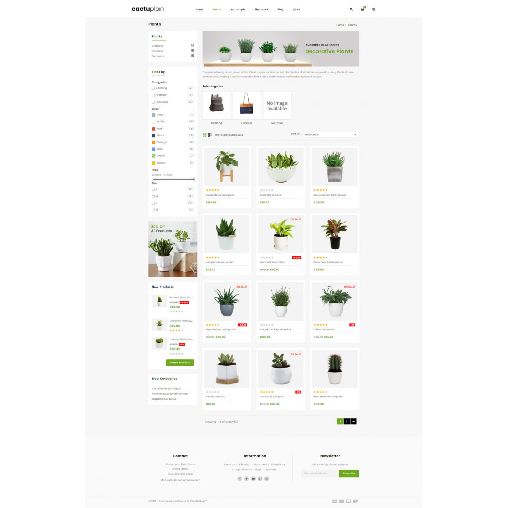 theme - Home & Garden - Cactuplan - Multipurpose Store - 10