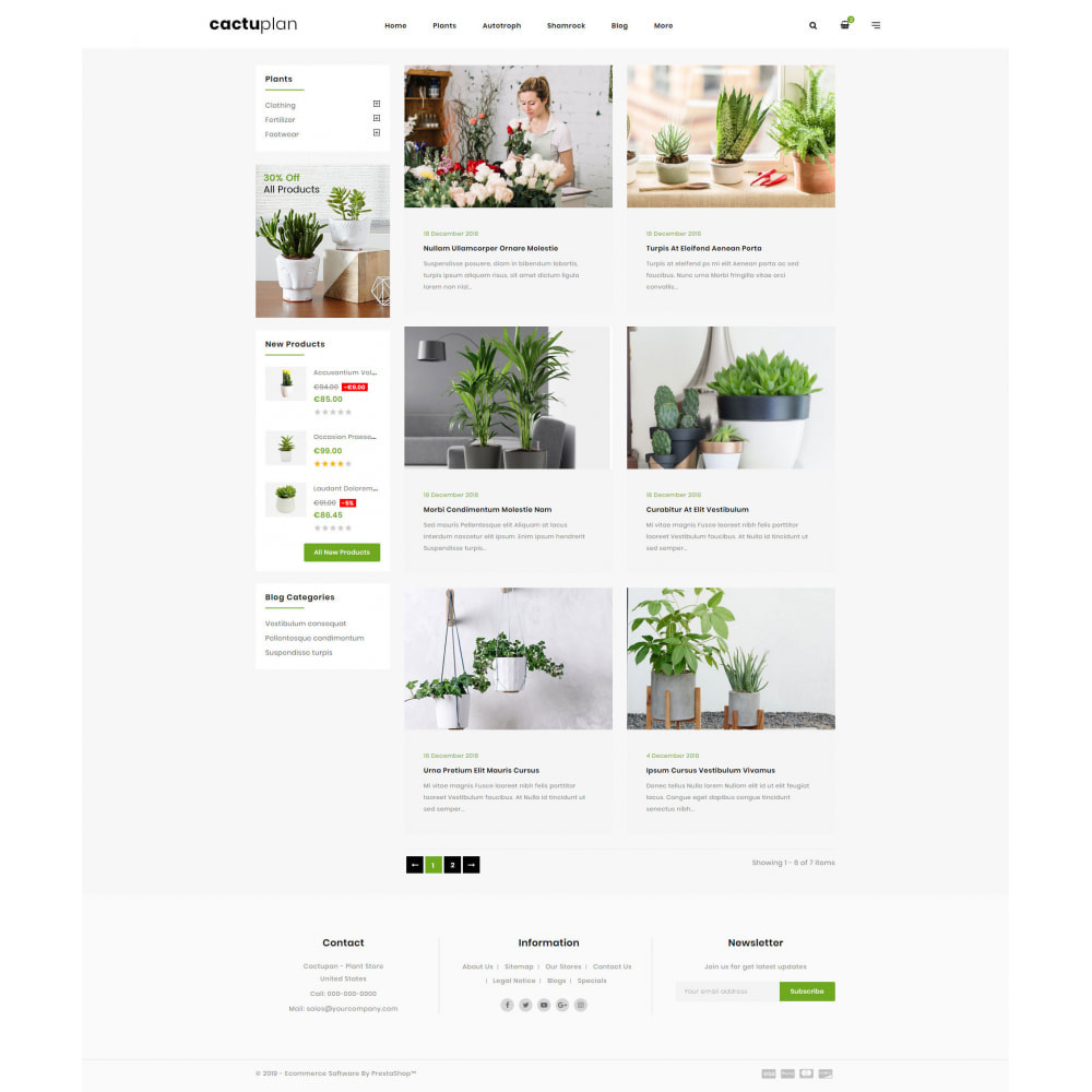 theme - Home & Garden - Cactuplan - Multipurpose Store - 16