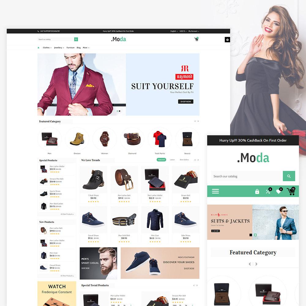 theme - Mode & Schoenen - Moda - The Fashion Store - 1