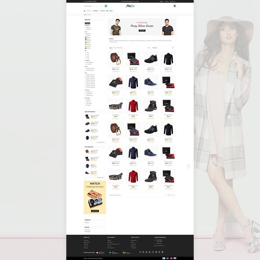 theme - Mode & Schoenen - Moda - The Fashion Store - 3