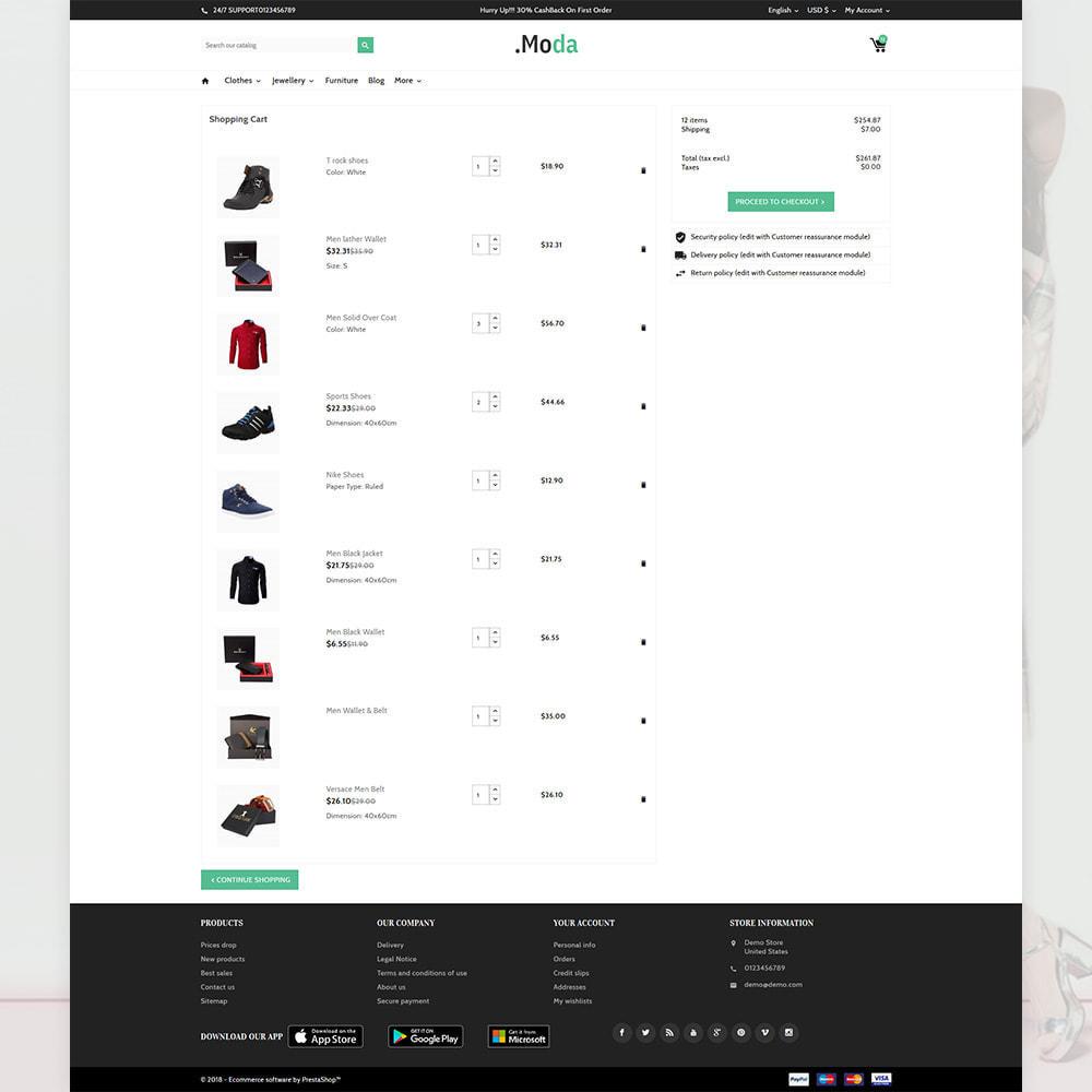theme - Mode & Schoenen - Moda - The Fashion Store - 4