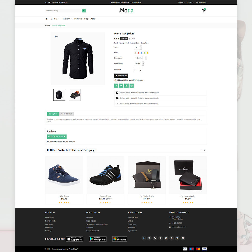 theme - Mode & Schoenen - Moda - The Fashion Store - 5
