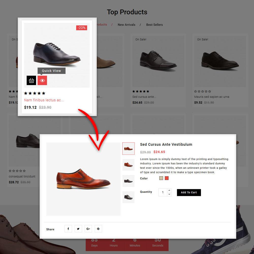 theme - Fashion & Shoes - Walk - Shoes Store - 9
