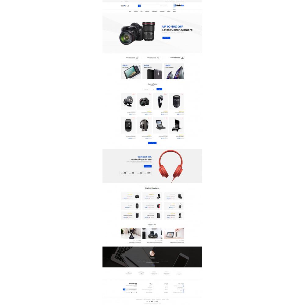 theme - Electronics & Computers - ElectroHub - Electronics Store - 9