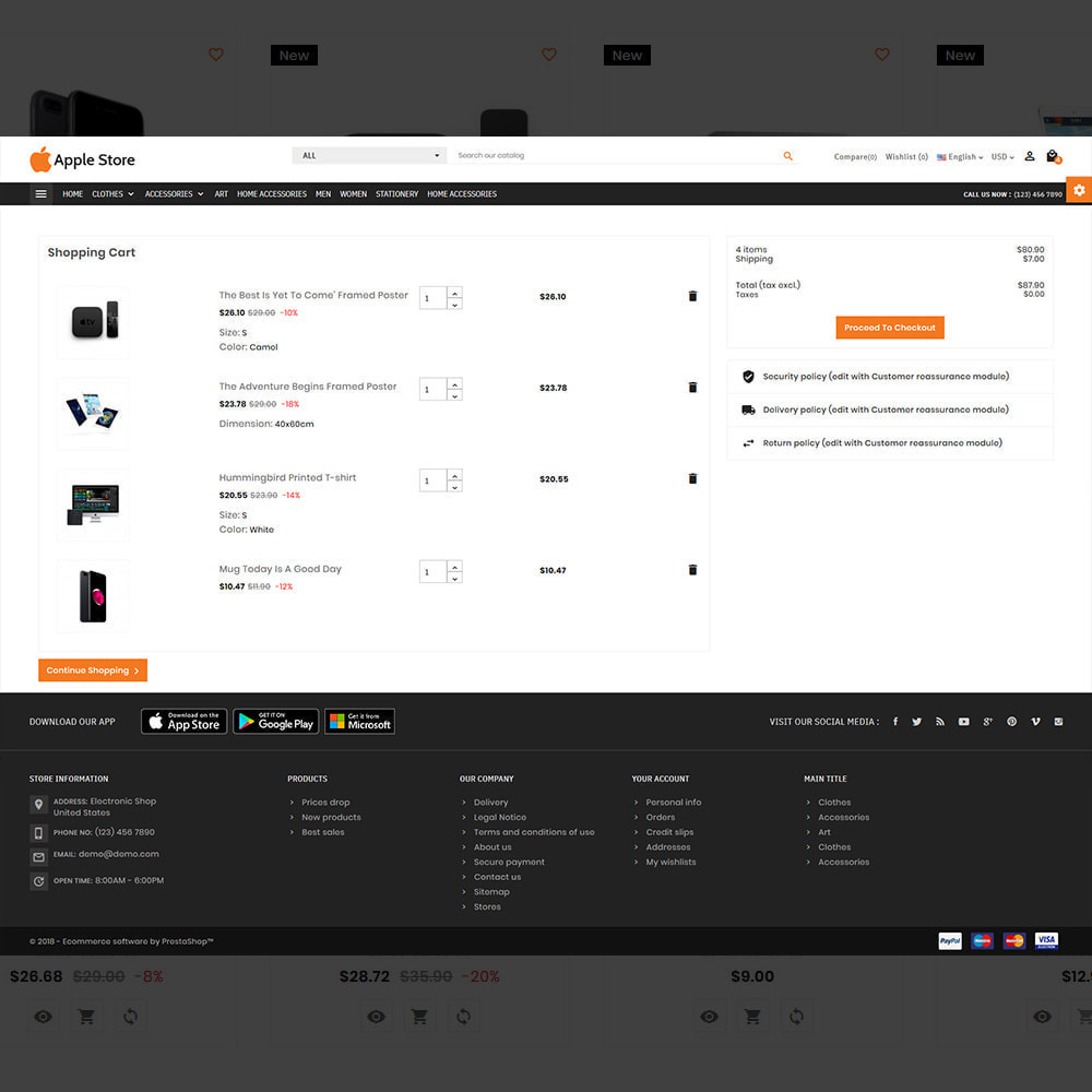 theme - Electronics & Computers - Electronic – Computer Mega Mart - 4