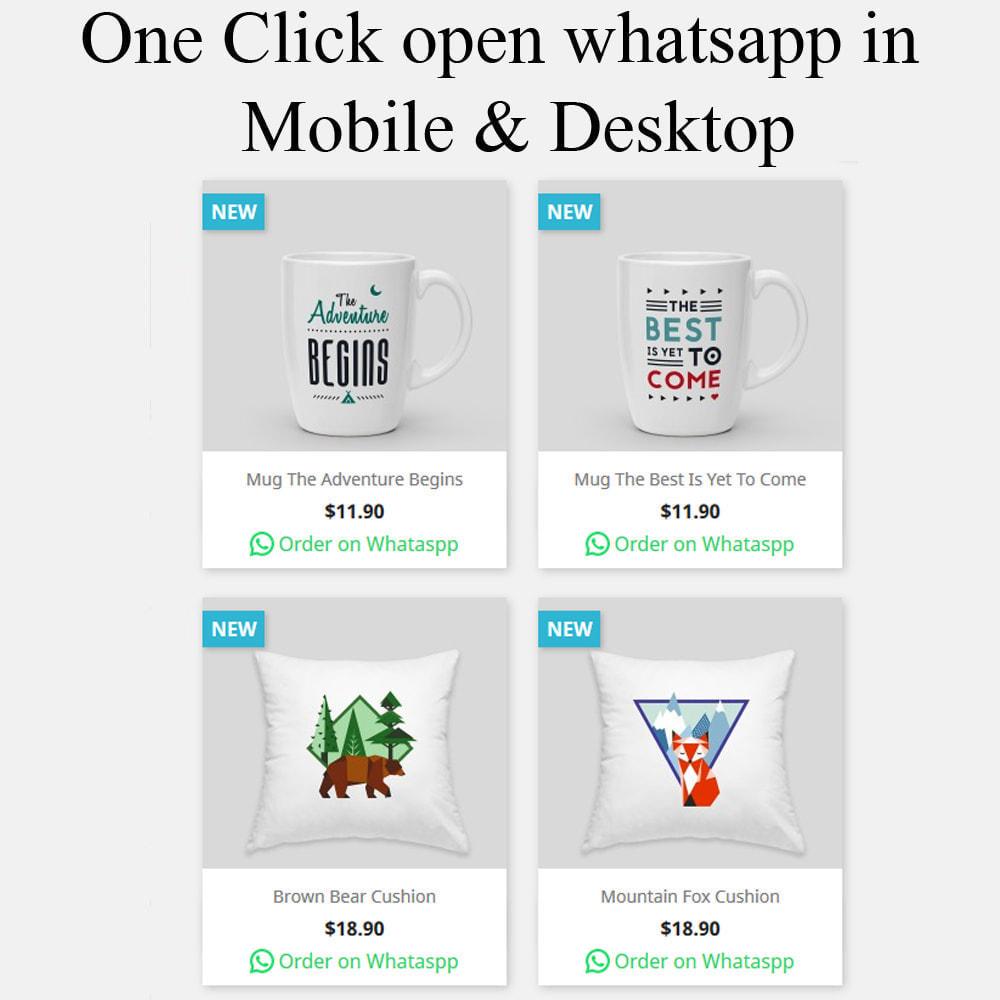 module - Procedury składania zamówień - Zamów na WhatsApp ze strony dowolnej kategorii - 4