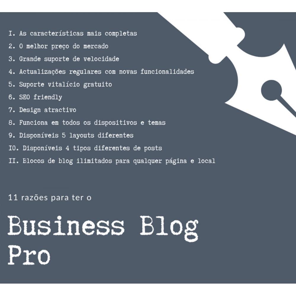 module - Blog, Fórum & Notícias - Business Blog Pro - 13