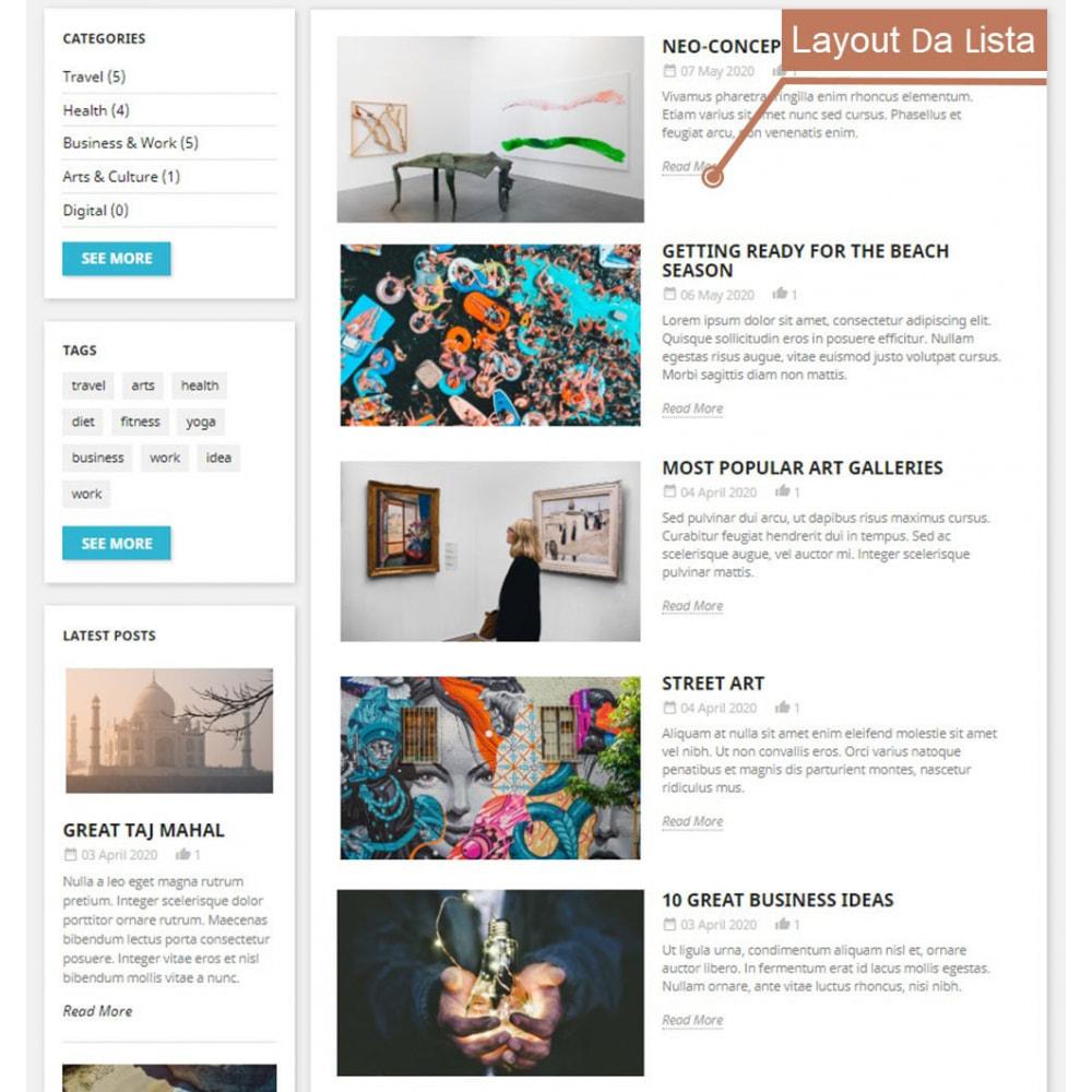 module - Blog, Fórum & Notícias - Business Blog Pro - 3
