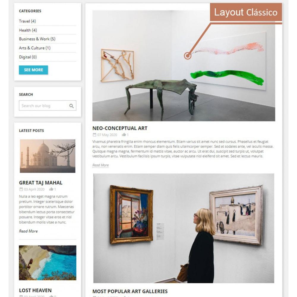 module - Blog, Fórum & Notícias - Business Blog Pro - 5