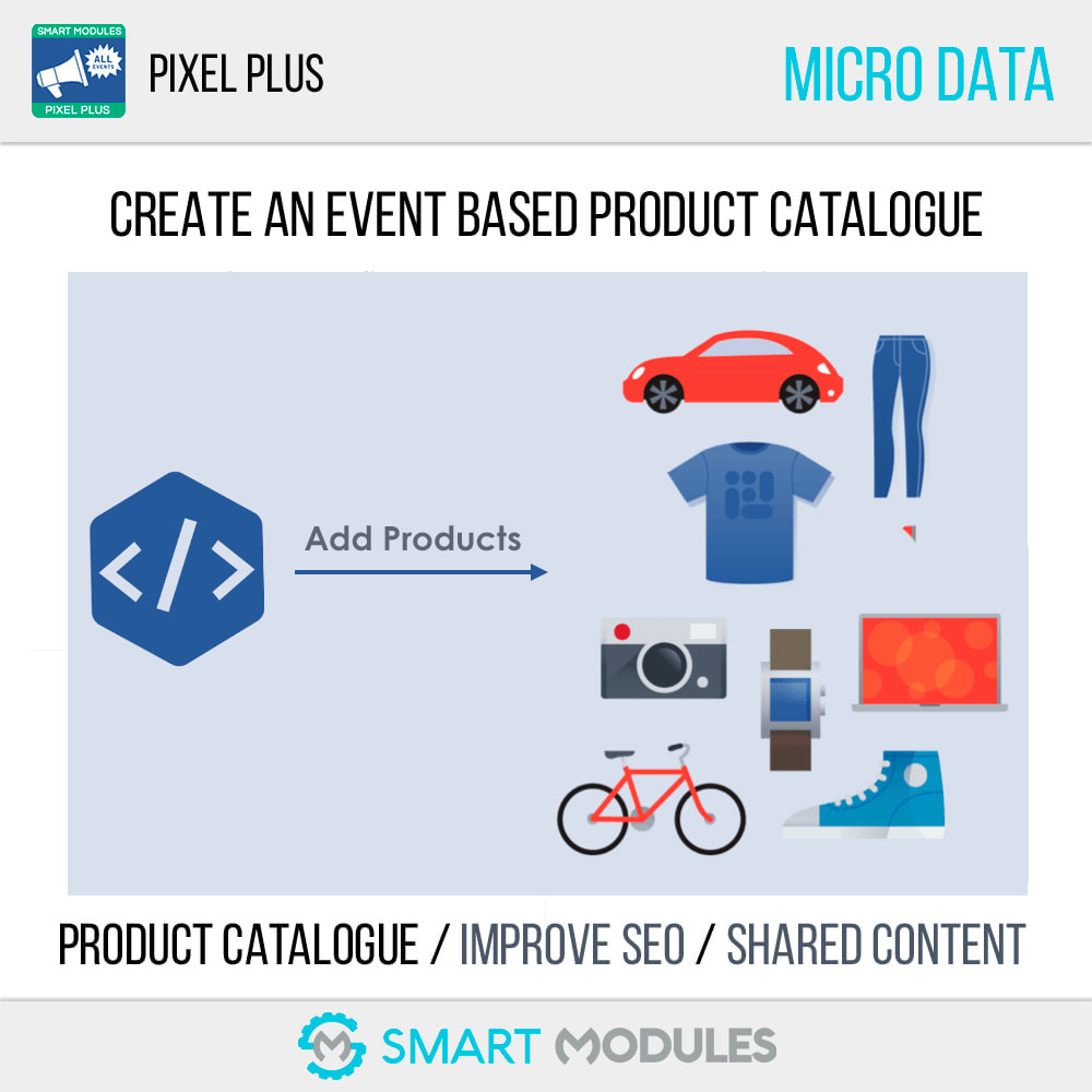 module - Analytics & Statistics - Pixel Plus: Event tracking + Pixel Catalogue - 6