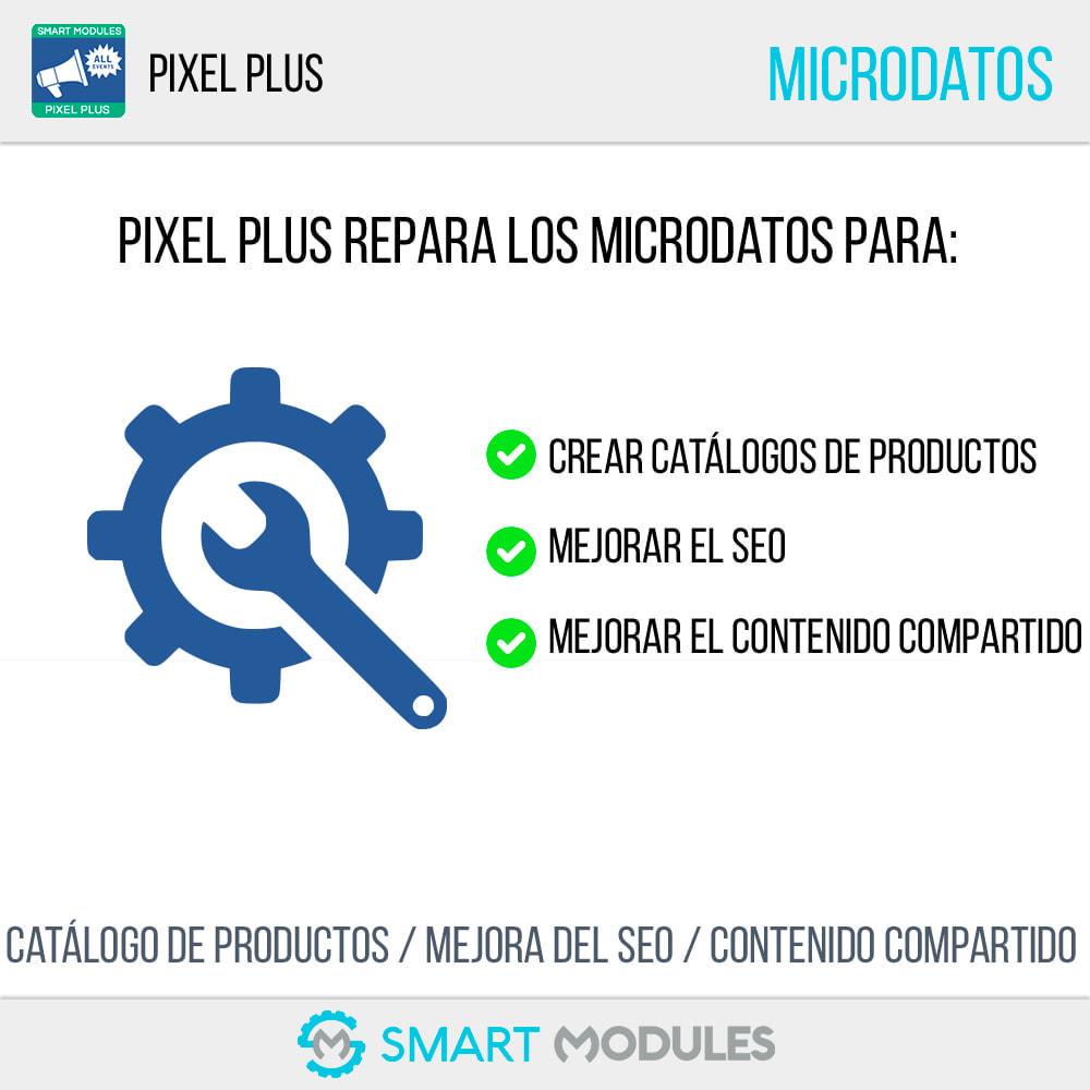 module - Informes y Estadísticas - Pixel Plus: Seguimiento Eventos + Catálogo - 5