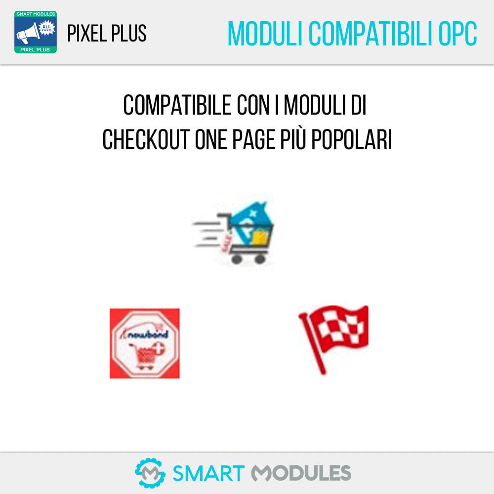 module - Analytics & Statistiche - Pixel Plus: Eventi + Conversions API + Catalogo Pixel - 14