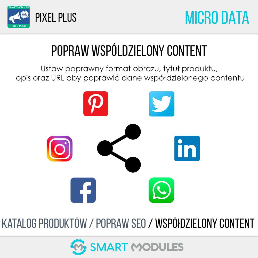 module - Analizy & Statystyki - Pixel Plus: Wszystkie zdarzenia + Pixel Katalog - 9