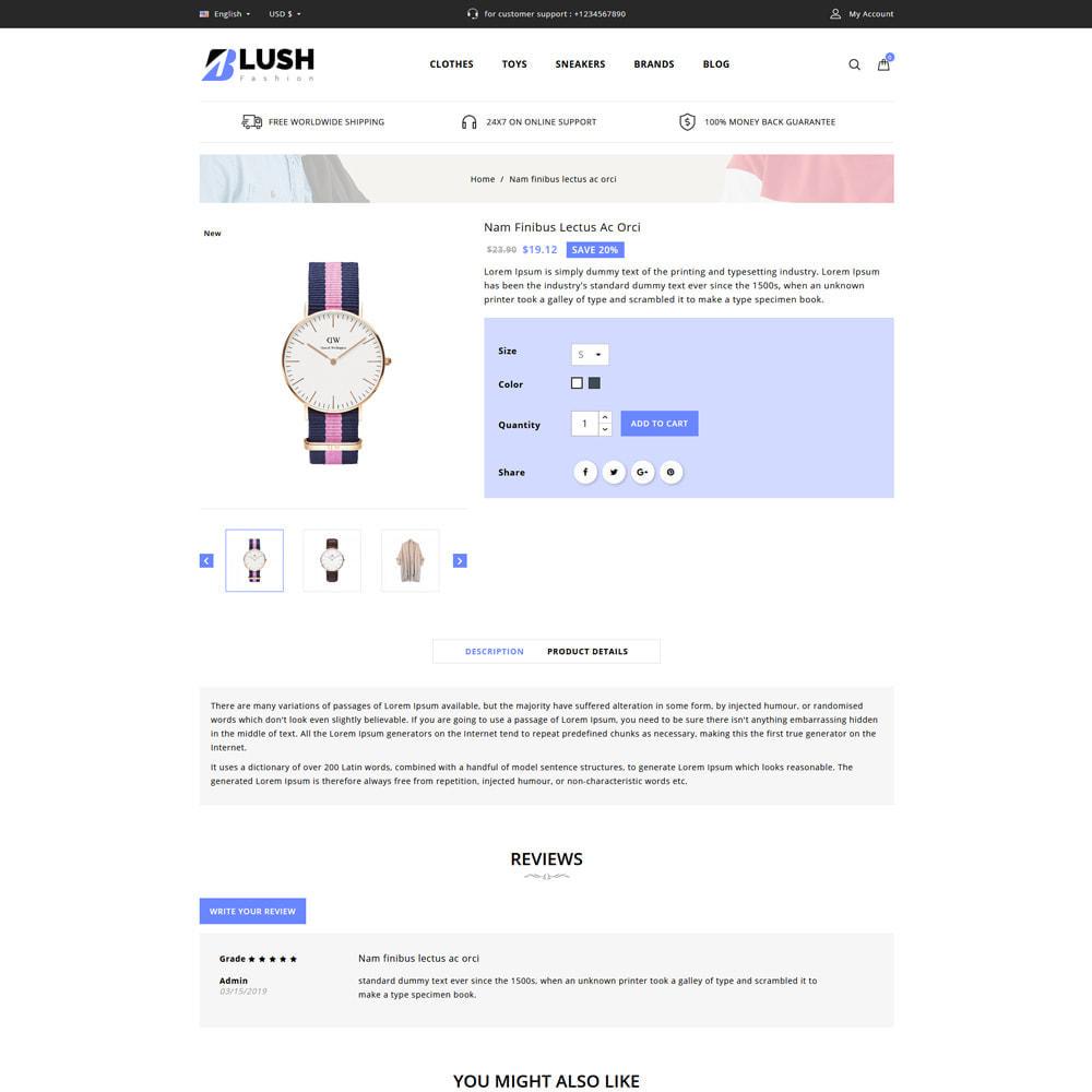 theme - Moda & Calzature - Blush - Apparel Store - 3